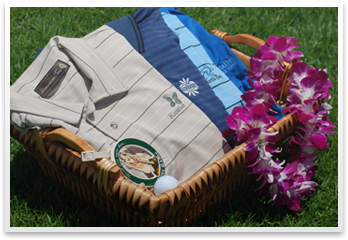 Hawaiian Tour Golf Shirts